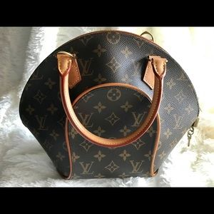 Authentic Louis Vuitton Ellipse pm(Mi0948)